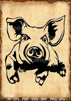 3 sizes - Small // Large and Jumbo The Pig and Whistle Metal Wall Sign