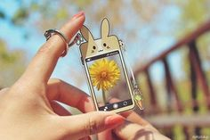 Acrylic Charms, Clear Acrylic, Cute Keychain, Keychains, Kawaii Bunny, Shrinky Dinks, Clear Bags, Cute Pins, Miniture Things