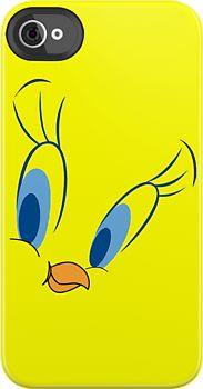 CUTE TWEETY BIRD FACE