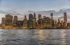 New York Blinding Lights by JUANJO CAMPA on 500px