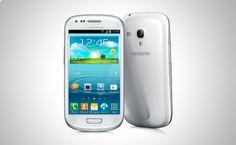 Samsung Galaxy S III mini color blanco 31% descuento http://www.doferta.com/samsung-galaxy-s-iii-mini-i8190-blanco.html