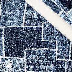 NIEBIESKIE ŁATY/ przetarty jeans - PE240 #dresówka#dzianina#new#fabric#materials#shop#dresowkapl#pasmanteria#jesienzima2017 #autumnwinter2017#materiały#nowości#dresówkapl#fabrics