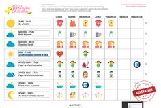 Générateur de planning familial / Family planner generator Token Economy, Time Timer, Activities For Boys, Positive Reinforcement, Planning, Teaching French, Kids House, Baby Love, Happy Life