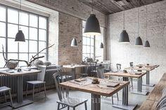 На Пятницкой улице открылся ресторан модной нордической кухни Bjorn.