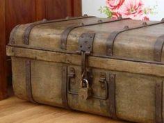 Luscious Travel: Ode To Vintage Luggage - Mylusciouslife