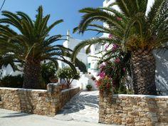 Villa Naxia, Naxos, Greece