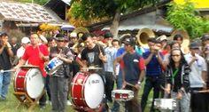 Meriakan HUT ke 71 TNI, 1000 Pemain Musik Bambu Latihan di Tambala - TELEGRAF NEWS
