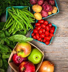 Top Ten Lebensmittel in der Schwangerschaft