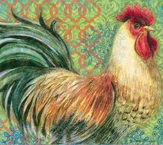 Lang March 2015 Desktop Wallpaper   Bohemian Rooster
