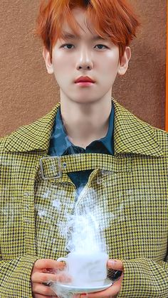 Baekhyun  EXO WINTER ALBUM