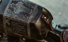 pinterest.com/fra411 #classic #custom #motorbike - © Laurent Nivalle - Zadig MC