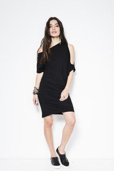 "Don't think I'm ""sporty"" enough to wear this well (don't do casual dresses) but Iove the effortless but not slobby feel."