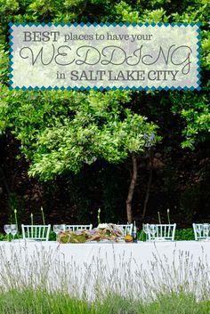 Utah Wedding Venues - Where To Hold Your Reception In Salt Lake City Lake Wedding Venues, Wedding Blog, Wedding Ideas, Wedding Things, Salt Lake City, Big Day, Wedding Planning, Reception, Temple Square