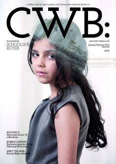 CWB January 2015 out now. Discover Lazy Francis AW15 news inside.
