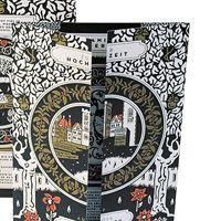 Apfel Zet Design- Berlin - wedding invitation