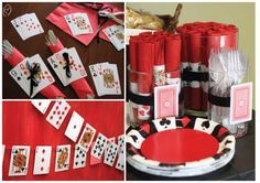 These are adorable, maybe I will do something like this for the next time I set up Stanley's poker party