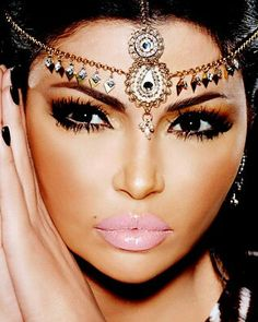 .Gorgeous makeup!!!!!!!!!!