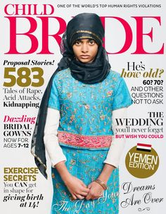 What if Our Magazines Showed Modern Slavery?