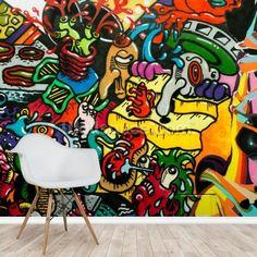 Breach the Wall of Graffiti in 2020 Graffiti wallpaper