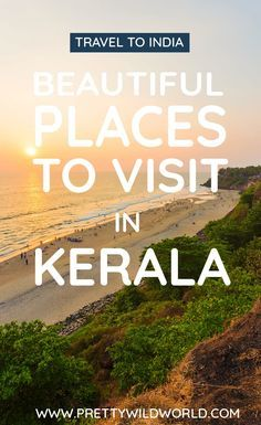 Planning a trip to kerala soon? check out this awesome guide on the best places Kerala Travel, India Travel Guide, Kerala Tourism, Asia Travel, Egypt Tourism, Tourism India, Travel Tourism, Beautiful Places To Visit, Cool Places To Visit
