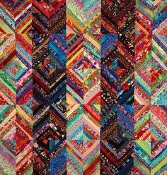 Tiramisu Quilt Pattern by PieInTheSkyQuilts on Etsy