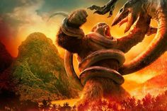 Read King Kong from the story Random pics and videos by (Actual Dalek) with 49 reads. for the eighth wonder of the world King Kon. Kong Skull Island Movies, King Kong Skull Island, King Kong Vs Godzilla, Godzilla Vs, Cool Monsters, Classic Monsters, Kong Movie, Merian, Jurassic World Dinosaurs