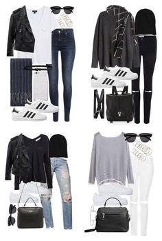 outfit adidas superstar como combinar  5
