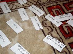 """""""Pięciopsiaczki"""" lektura klasy 2. kafelki do utrwalenia wiadomości z książki dla dzieci. Pobierz karty w PDF."""