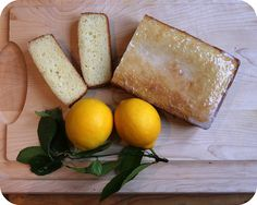 So Tasty So Yummy: Sweet Meyer Lemon Bread