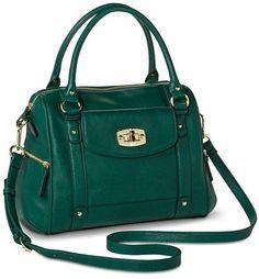 Merona Women's Merona® Satchel Handbag with Removable Crossbody Strap