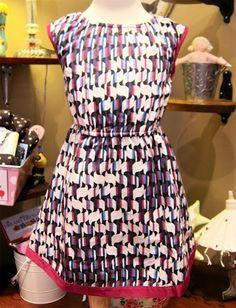 Mod Party Dress
