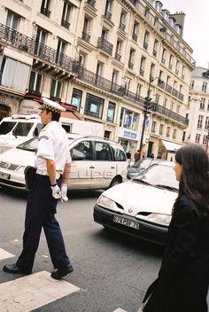 2003 到了法國再多的底片也不夠用