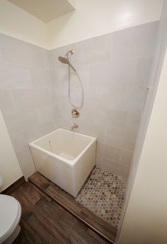 Exceptional Japanese Tub Bathroom Remodel In Sunset District, San Francisco