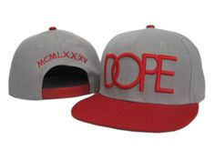 Dope Couture Snapback Gorras M0021 - http://www.comprafrees.com