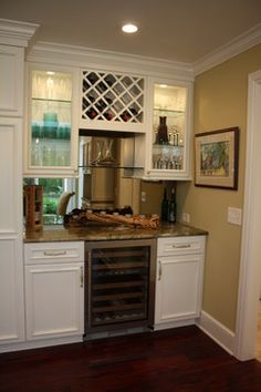 Incroyable A Mini Bar In The Dining Area? Great Idea   Convenient When Entertaining  Guests | Palmetto Model By Cypress Homes | Pinterest | Minis, The Ou0027jays  And Mini ...