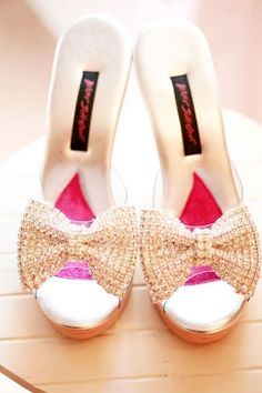 betsey johnson...these are adorable.