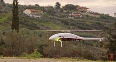 Velos UAV | Fully redundant UAV helicopter