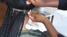 senegalese twists braiding hair tutorial - senegalese twists braiding hair tutorial Best Picture For hair inspiration For Your Taste You are - Box Braids Hairstyles, Braided Hairstyles Tutorials, Braided Hairstyles For Black Women, Hairstyles 2018, Hair Updo, Hair Tutorials, Senegalese Twist Braids, Senegalese Twist Hairstyles, Senegalese Styles