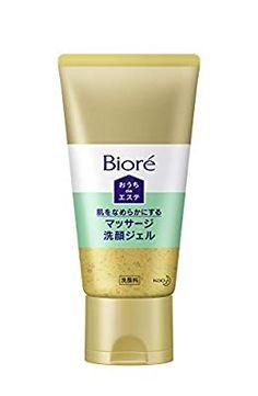 Japan Kao Biore Cleansing Gel Ouchi de Este smooth Massage face wash gel for sale online Pore Cleansing, Face Wash, Eyebrows, Massage, Personal Care, Mugs, Bottle, Tableware, Makeup