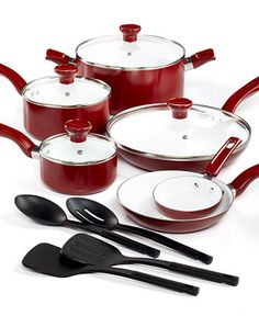 T-Fal ceramic cookware — a smart kitchen is in the making!