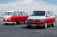A Volkswagen apresentou na Europa a sexta geração do T6, modelo que substituiu a Kombi no Velho Cont... - Redação / Fotos: Divulgação