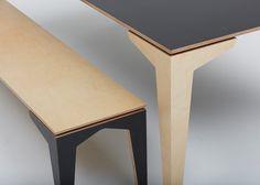 Tim Webber Design - Nouvelle-Zélande Meubles - Banquette flottant (avec table) .jpg