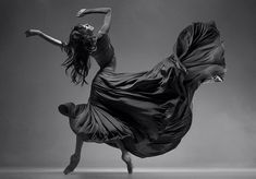 Vadim Stein photography of dancers in motion