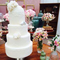 Bolo de casamento wedding cake