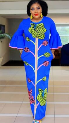African Lace Styles, Latest African Fashion Dresses, African Dresses For Women, African Print Dresses, African Print Fashion, Africa Fashion, African Attire, African Wear, Ankara Styles