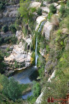 Espacio natural Sant Miquel del Fai  http://www.quenosvamos.com/comunidad-de-viajeros