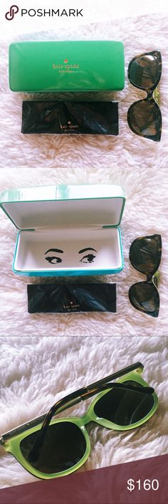 Kate Spade GAYLA/S Polarized Sunglasses 100% UVA & UVB. Polarized. Comes with case. Brand new, never worn. kate spade Accessories Sunglasses