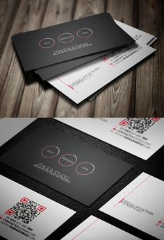 Business Cards Design: 25 Creative Examples - 13