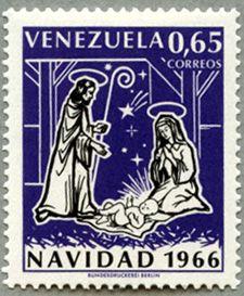 ◇Venezuela  1966