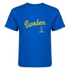 01fdde02b Sweden 2018 FIFA World Cup Russia™ Script Juvenile T-Shirt (Royal)-royal-4